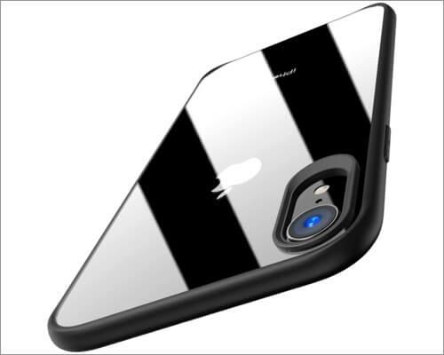 tozo soft grip iphone xr slim case