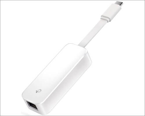 TP-Link USB C to Ethernet Adapter for MacBook