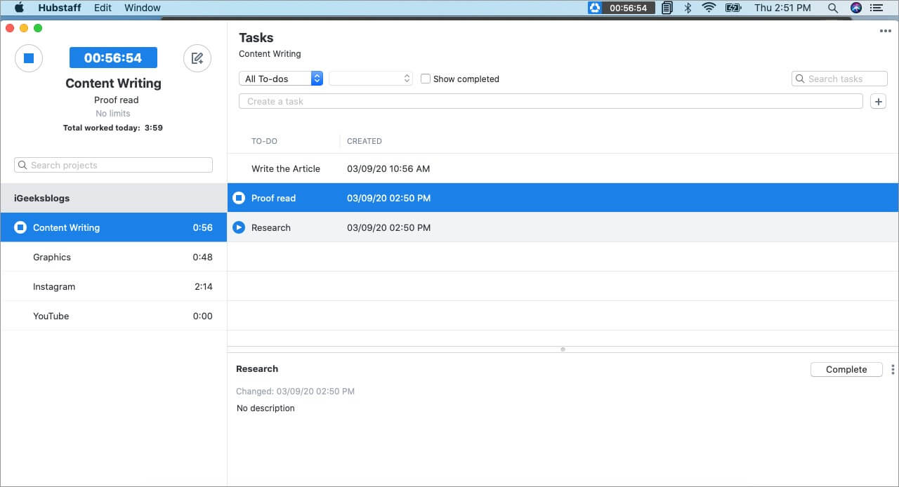 track-project-or-task-using-hubstaff-time-tracking-software