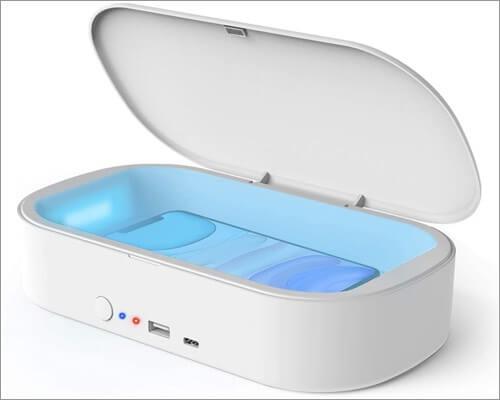 TRONICMASTER UV Light Sanitizer for iPhone