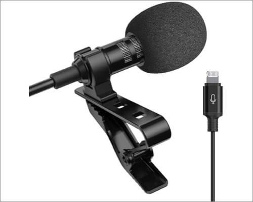 ttstar external microphone for iPhone