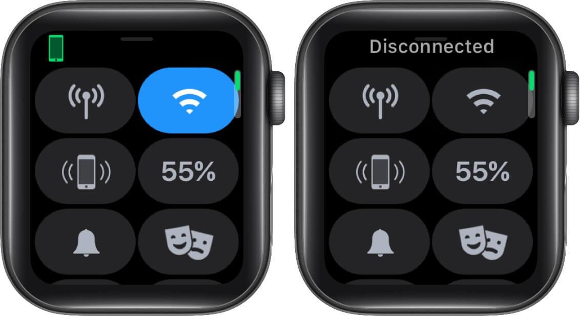 Turn Off Wi-Fi on Apple Watch
