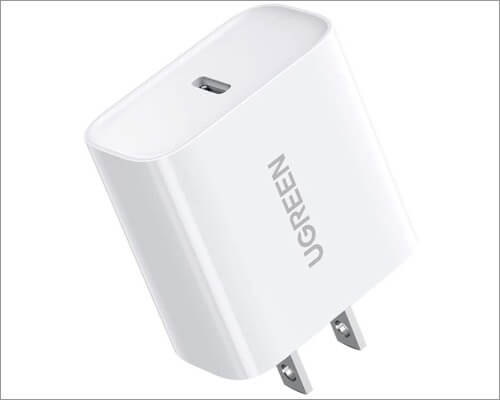 UGREEN 18W USB-C Power Adaptor for iPhone 12 Pro and 12 Pro Max