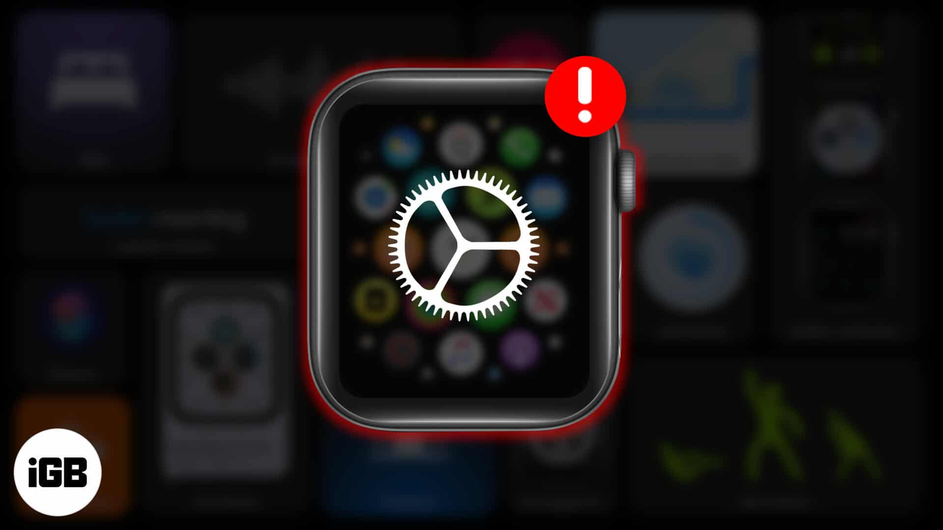 unable to install watchos on apple watch