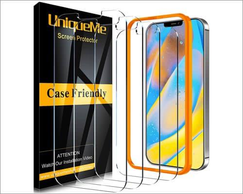 UniqueMe Screen Protector for iPhone 12 Mini
