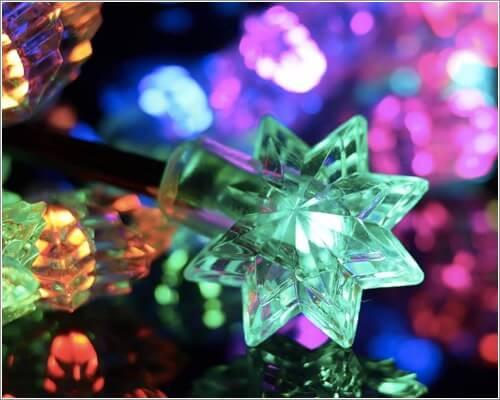 VagaryLight Smart Christmas Tree Lights String