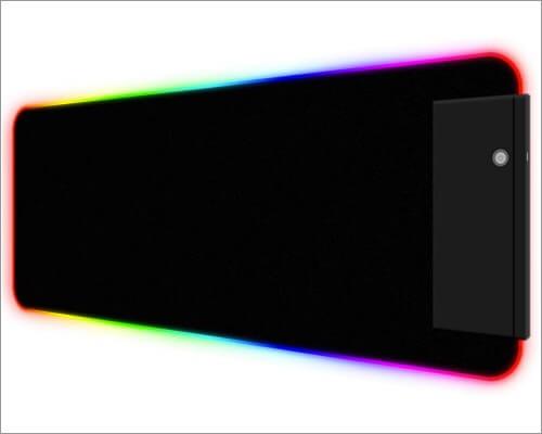 VAYDEER RGB Gaming Mouse Pad