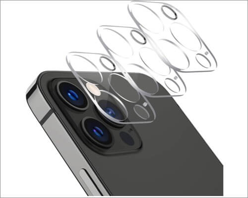 VEGO iPhone 12 Pro Max Camera Lens Protector
