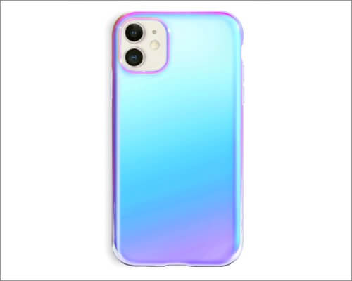 Velvet Caviar Nebula Bumper Case for iPhone 12 Mini