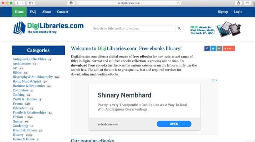 visit digital libraries to download free ebooks