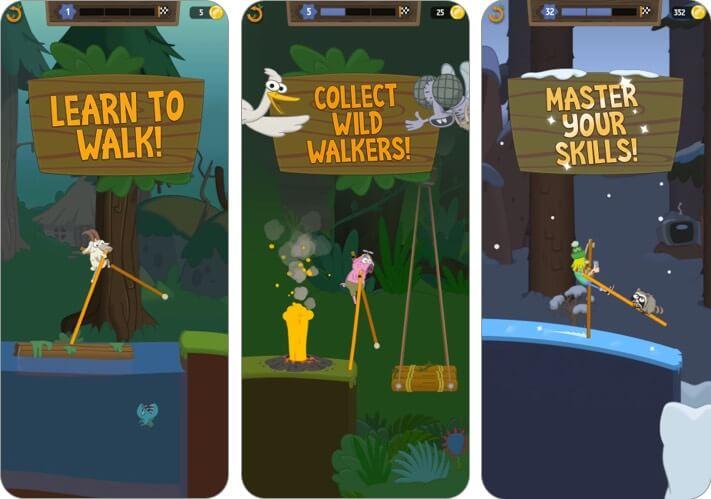 walk master iphone and ipad game screenshot
