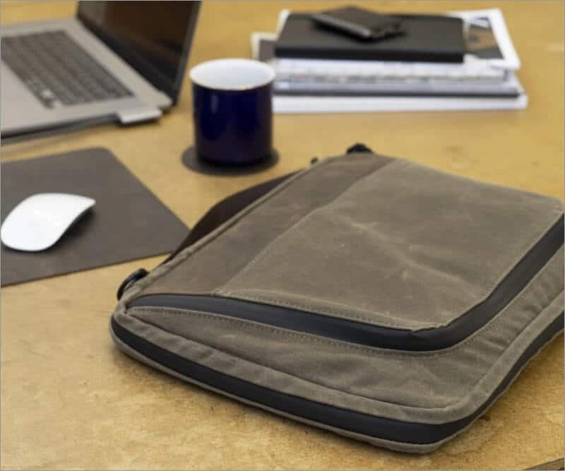 waterfield tech folio plus laptop bag for all your tech accessorie