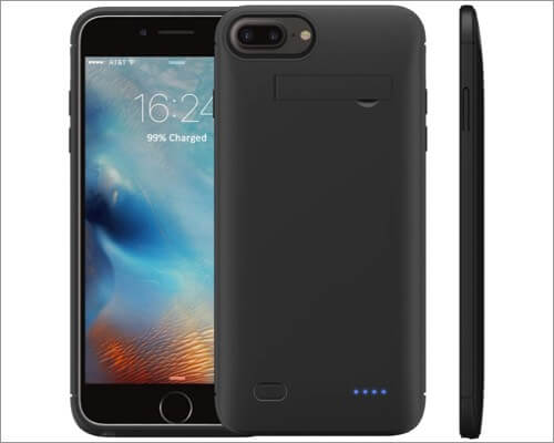 WELUV Battery Case for iPhone SE 2020