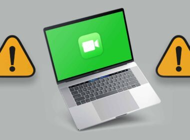 What To Do When FaceTime is Not Working on Mac