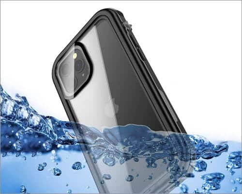 WintMing Waterproof Case for iPhone 12 Pro Max