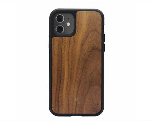 woodcessories wooden bumper case for iphone 11