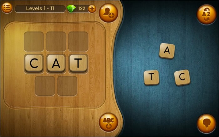 word connect fun! free mac game screenshot