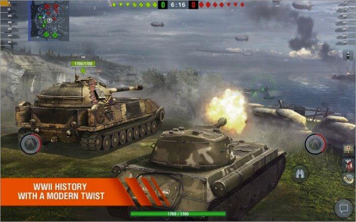 world of tanks blitz mmo free mac game screenshot