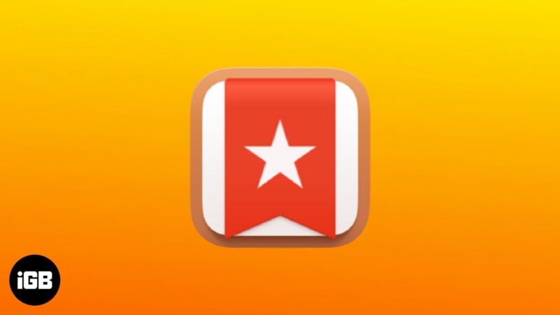 Wunderlist iPhone App Review