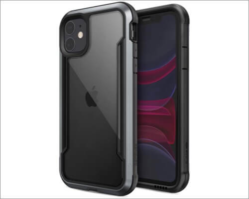 x doria defence shield protective case for iphone 11