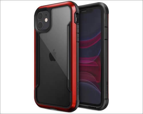 x-doria defense shield cover for iphone 11