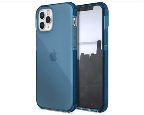X-Doria Protective Clear Case for iPhone 12 and 12 Pro
