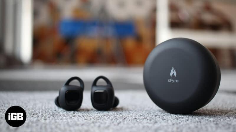 xFyro ARIA True Wireless Earbuds Review