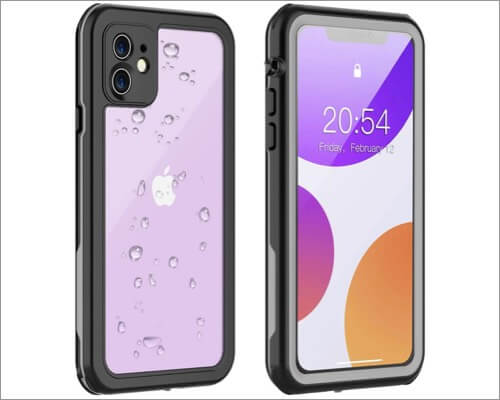 yuway iphone 11 waterproof case