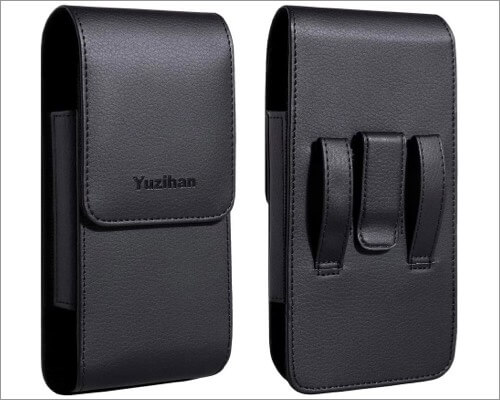 Yuzihan Belt Holster Case for iPhone 12 Pro Max and 12 Mini