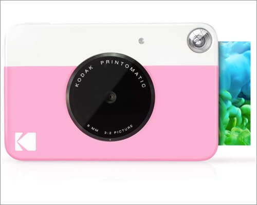 Zink Printomatic Instant Camera for Kids