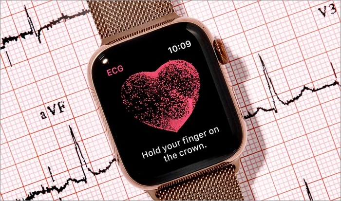 Apple Watch - Healthcare Industry Apple disrupted