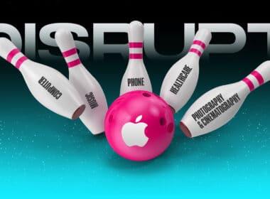 Apple disruptive innovation