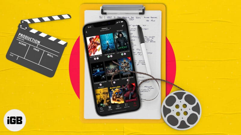 Best iPhone apps to track TV shows and movies