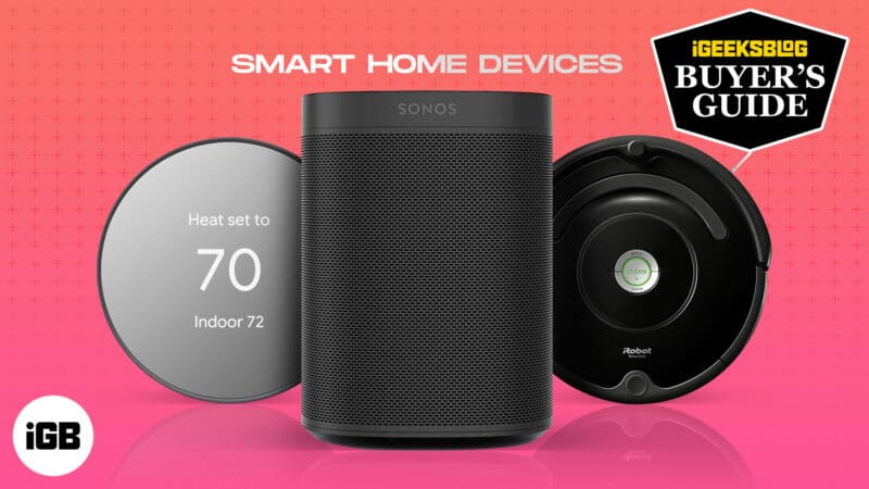 Best smart home devices to buy