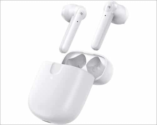 Design of UGREEN HiTune T2 wireless earbuds