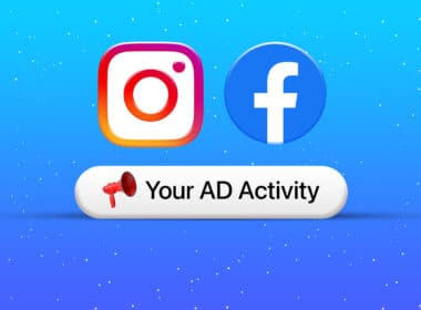 How to find recently viewed ads on Facebook and Instagram