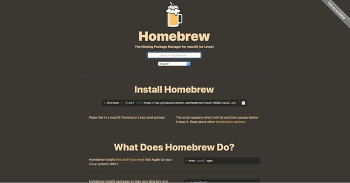 Installing Git on macOS With Homebrew