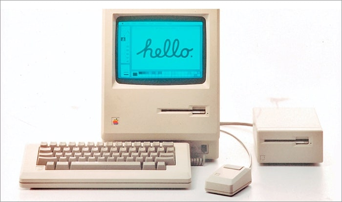 Macintosh - Personal Computer Industry Apple disrupted