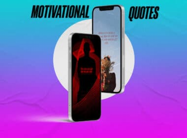 Motivational quotes wallpapers for iPhone
