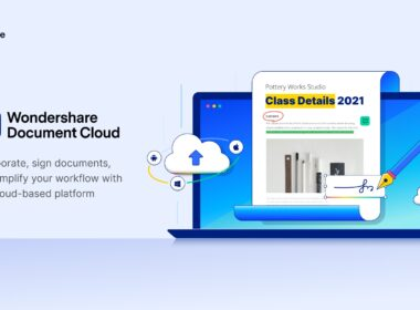Review of Wondershare Document Cloud
