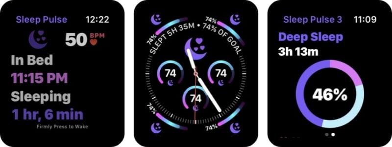 Sleep Tracker - Sleep Pulse 3 Apple Watch app