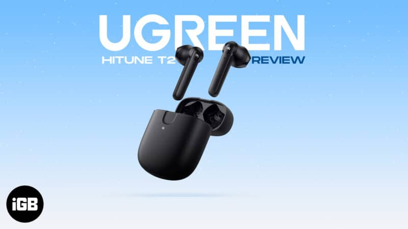UGREEN HiTune T2 low latency wireless earbuds review