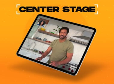 What is Center Stage on iPad Pro 2021 and how it works