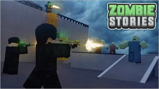 Zombie Stories Roblox Game