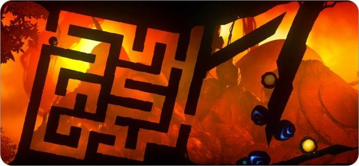 badland apple arcade game screenshot