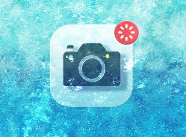 Camera app freezes on iPhone or iPad: How to fix it