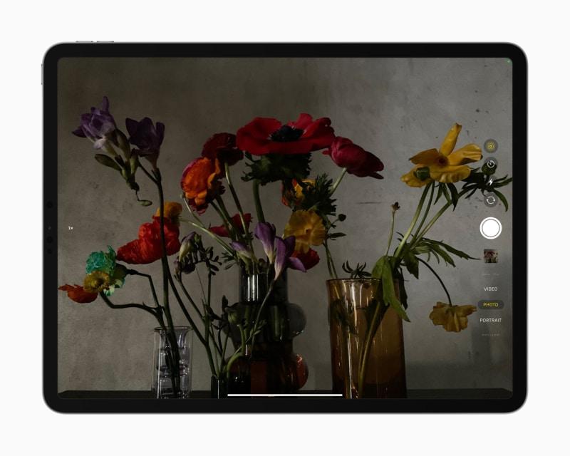 Kameras des neuen iPad Pro 2021