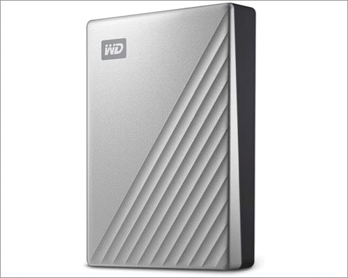 Convert iPad into a MacBook with WD portable HDD