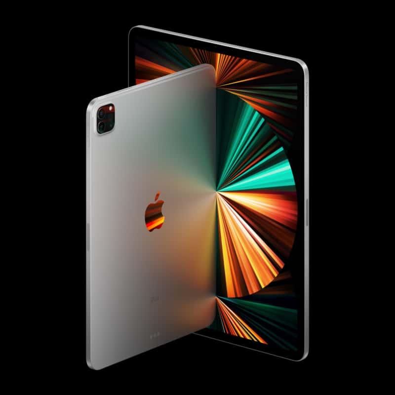 Design des neuen iPad Pro 2021