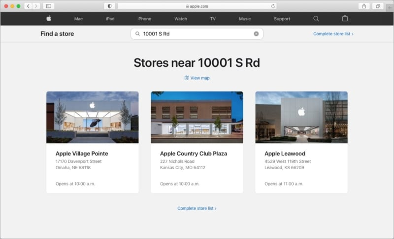 How to find your local Apple Store and visiting hours